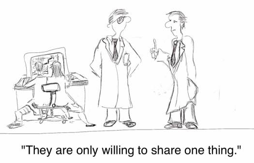 Research Sharing Fail